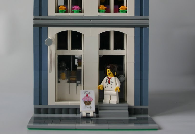 Take the Cake Bakery - from MoreCityBricks